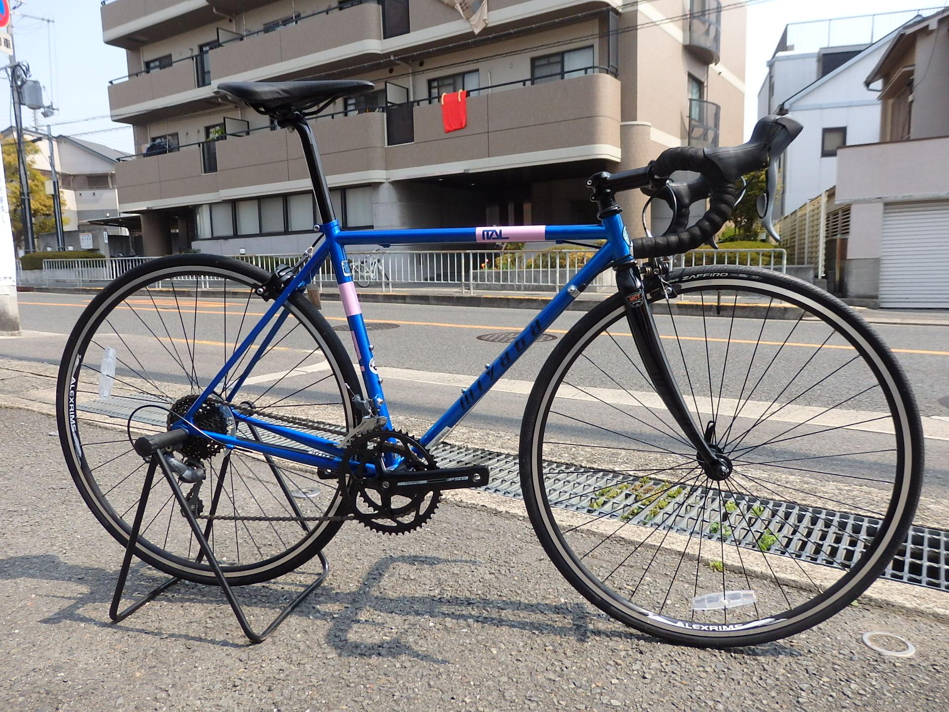 MIYATA ITAL SPORT (イタルスポーツ) 完成車
