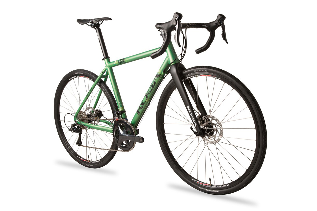 CROSS RACER GRAVEL CLARIS