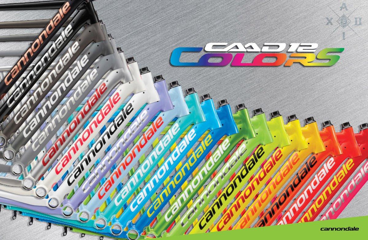キャノンデール CAAD 12 (キャド12) COLORS フレームセット
