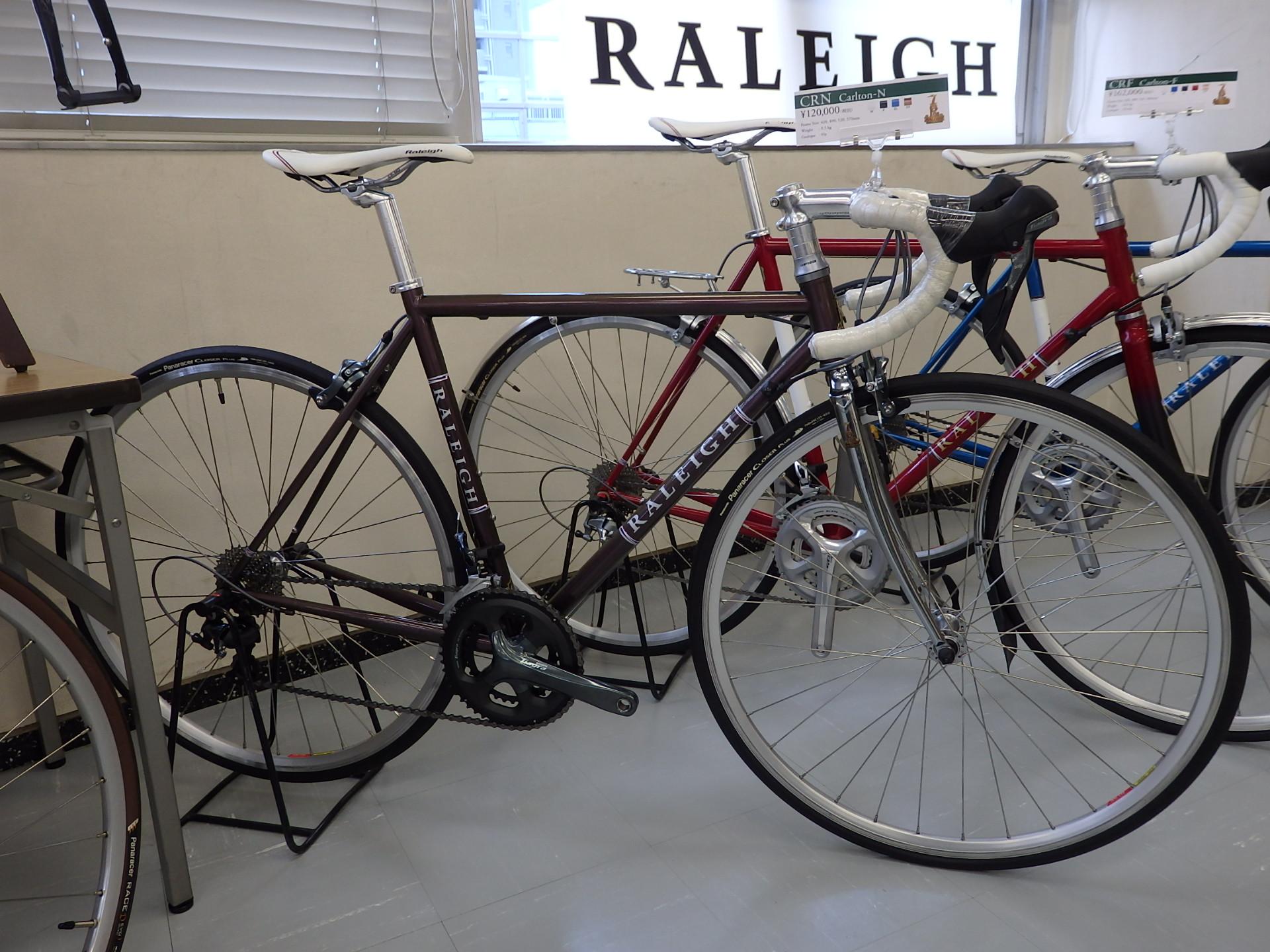 RALEIGH(ラレー)CRN Carlton-N 完成車
