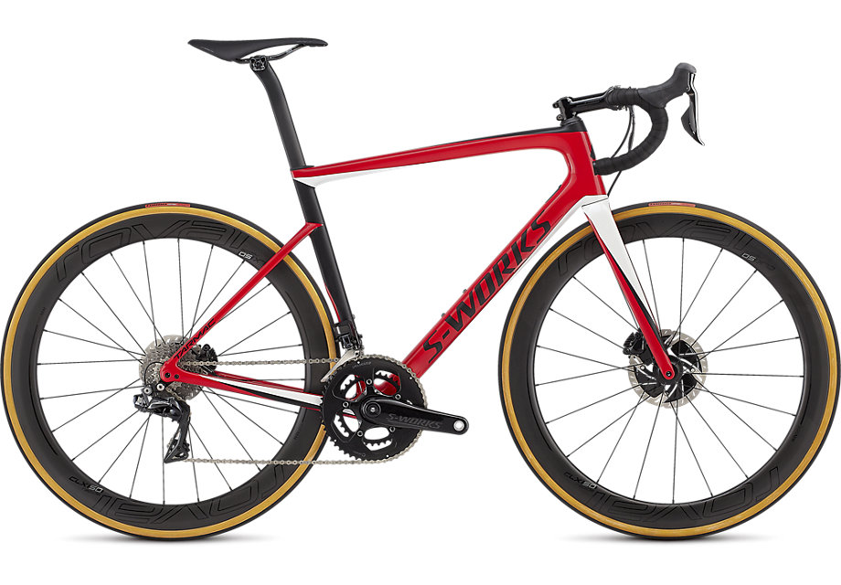 S-WORKS TARMAC DISC Di2 完成車