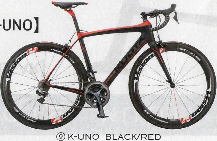 K-UNO(クノ)フレームセット 2020