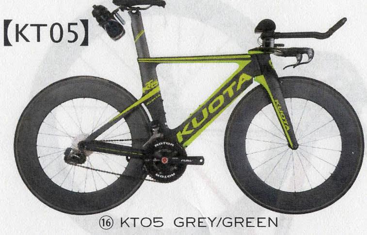 KT05 フレームセット 2020