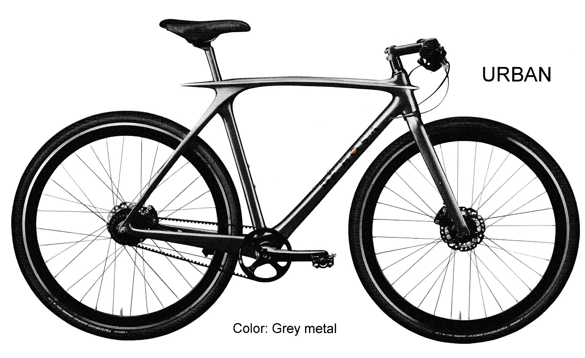DE ROSA METAMORPHOSIS URBAN完成車 2019