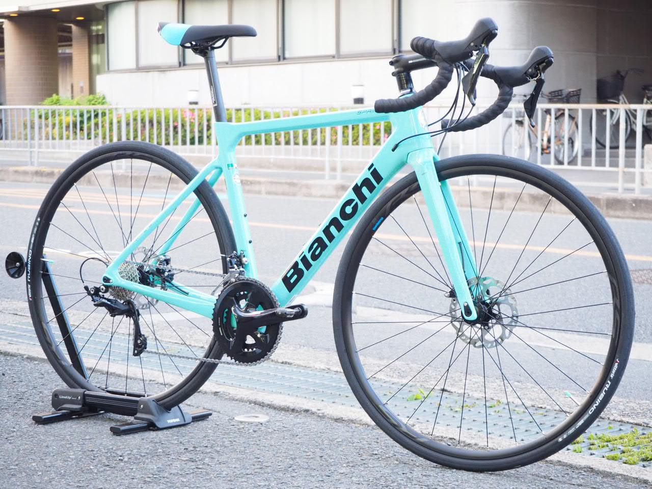 Bianchi SPRINT 105 RIM版
