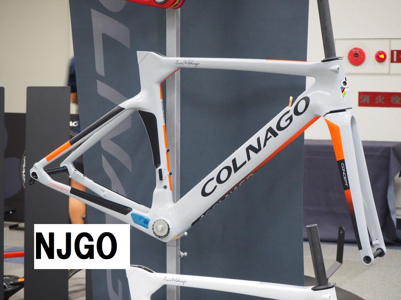 COLNAGO (コルナゴ) CONCEPT(コンセプト) フレームセット 2020
