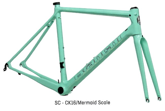 SPECIALISSIMA DISC フレームセット