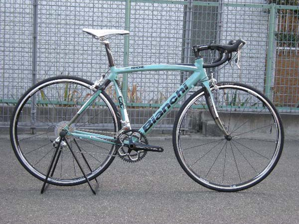 BIANCHI ROAD ビアンキロードバイク Via Nirone 7Alu Carbon ...