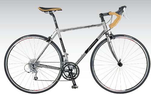 自転車の 自転車 フォーク アルミ クロモリ : 2009年 Jamis satellite ロードバイク ...