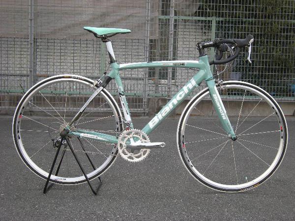 BIANCHI ROAD ビアンキロードバイク Via Nirone 7Alu Carbon 105 ...