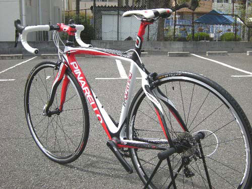 2011 PINARELLO Quattro Carbon 105 10S ピナレロ ロードバイク ...