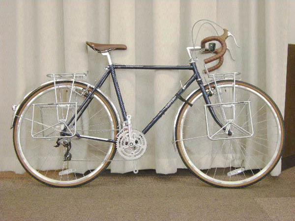自転車の 丸石自転車 エンペラー : 丸石ランドナー maruishi RAUNDNER ...