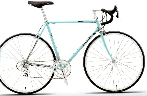 自転車の ビアンキ 自転車 中古 : BIANCHI DOLOMITI VELOCE(ビアンキ ...