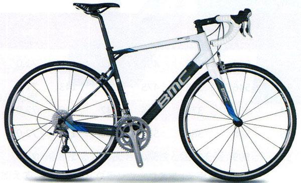 自転車の シマノ 自転車 カタログ 2013 : BMC GF01(ビーエムシー ジーエフ01 ...