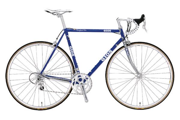 GIOS COMPACTPRO(ジオス ... : 自転車 フレームサイズ 480 : 自転車の