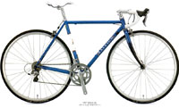 RALEIGH 2014�N���f��  CARLTON -F CRF BLUE COLOR (�����[ �J�[���g�� �G�t �V�[�A�[�� �G�t �u���[�J���[�j